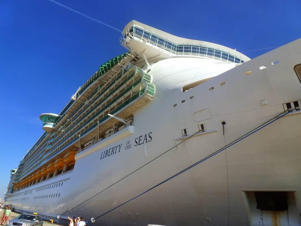 The Liberty of the Seas cruisingkids.co.uk
