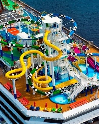 AerialCarnivalSunshine, How To Choose The Right Cruise Line For A Family Cruise www.cruisingkids.co.uk