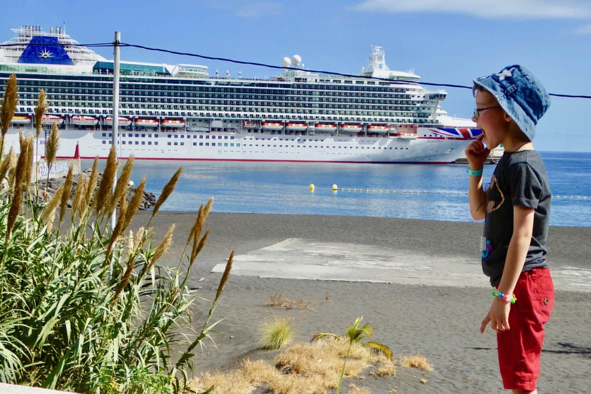 Growing Numbers of Families Take to the Seas for Their Annual Summer Holiday