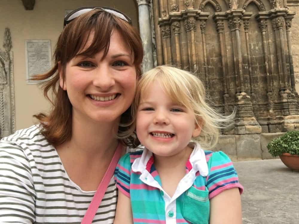 Cruising with Kids family cruise blog editor Claire Hall