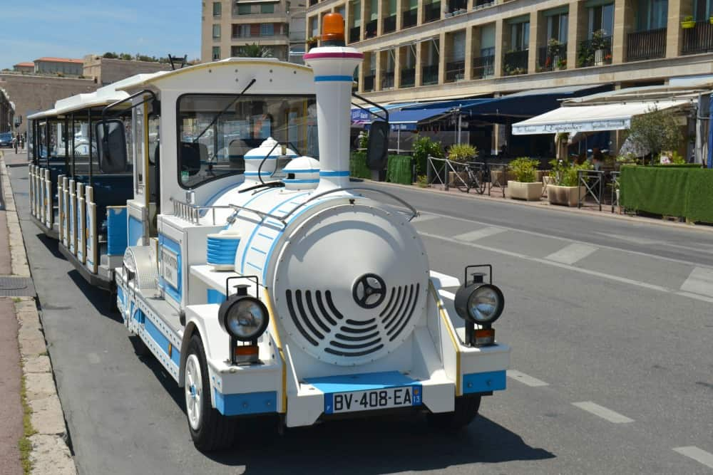 A Marseille excursion with kids: Le Petit Train