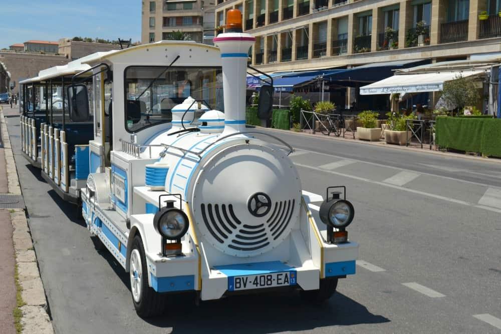 A Marseille excursion with kids: Le Petit Train
