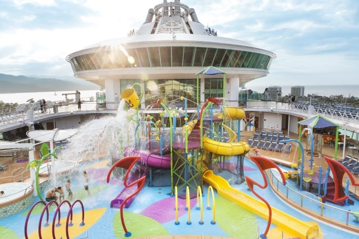 The New Water Park on the Liberty of the seas extraordinarychaos.com