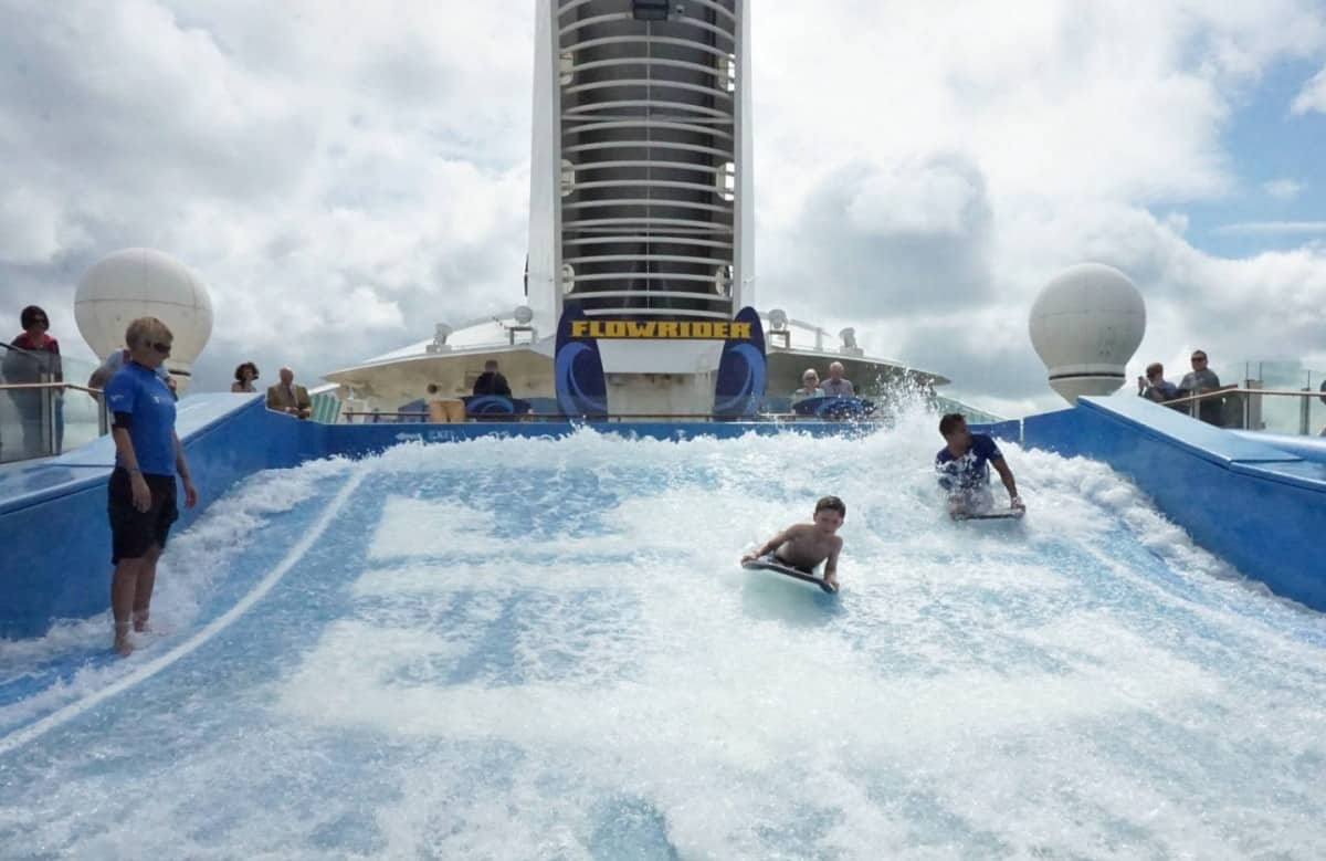 A Tour Onboard The Navigator Of The Seas And Why Cruising Is Great For Families