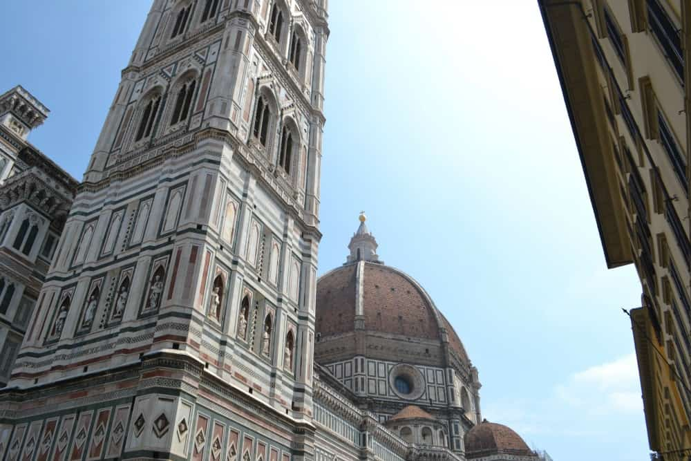 The Duomo - Florence with toddlers