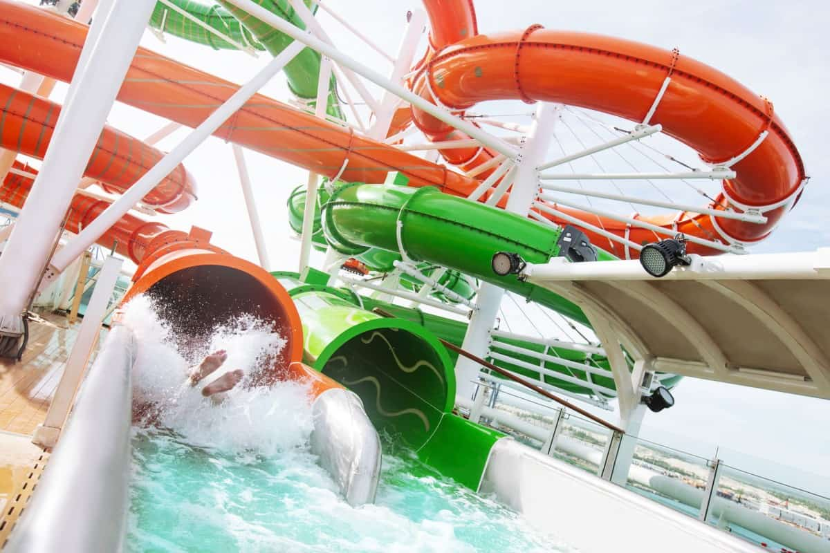 Splashaway pay is coming to the Independence of the Seas www.cruisingkids.co.uk