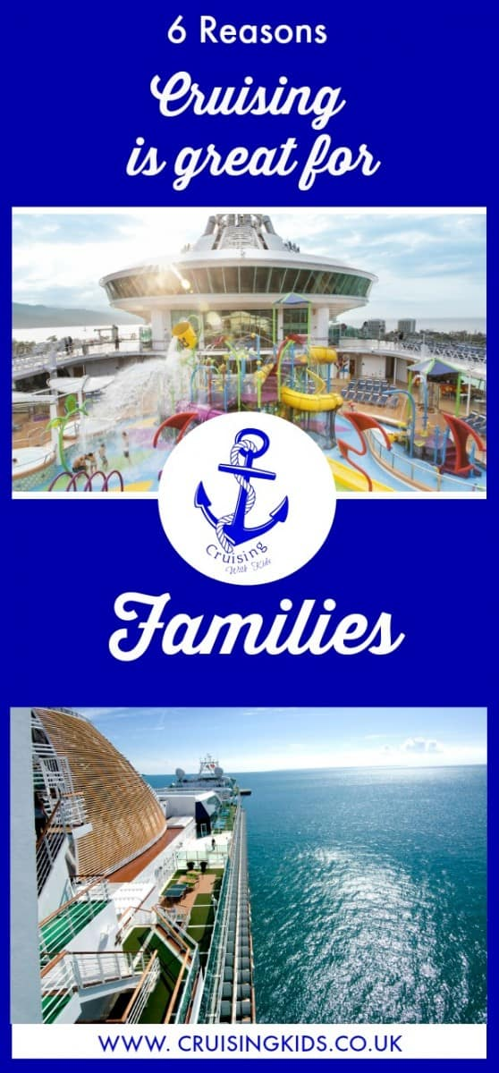 6 reasons a cruise makes a great family holiday and why it is perfect to family time and couple time