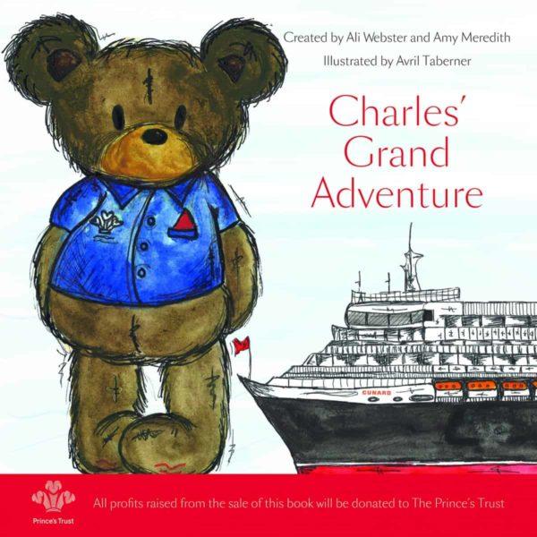 Charles' Grand Adventure - children's cruise book