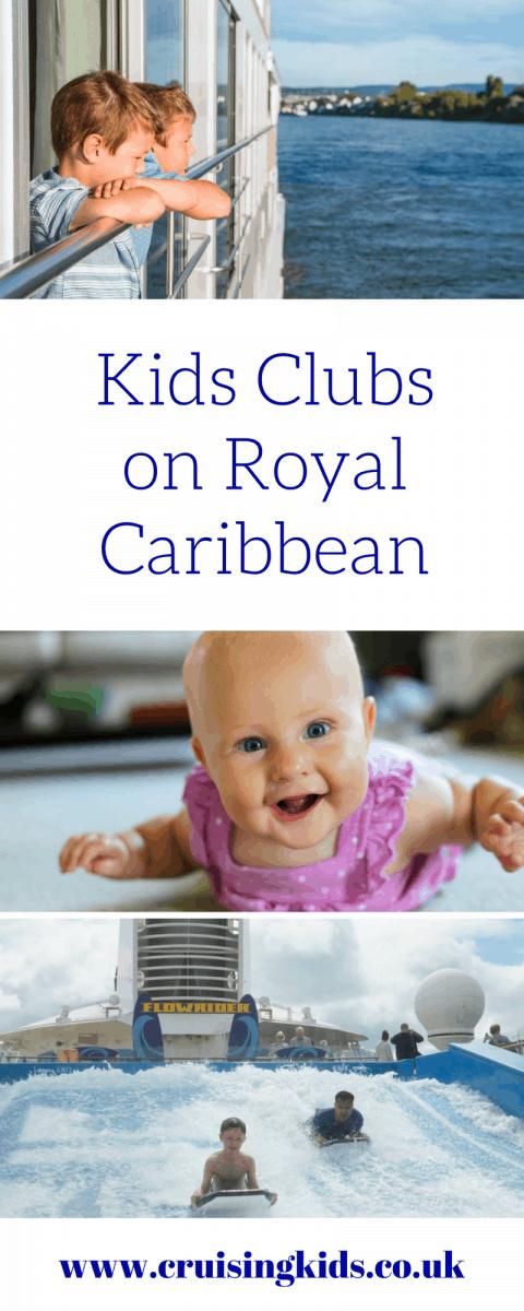 Kids Clubs on Royal Caribbean www.minitravellers.co.uk