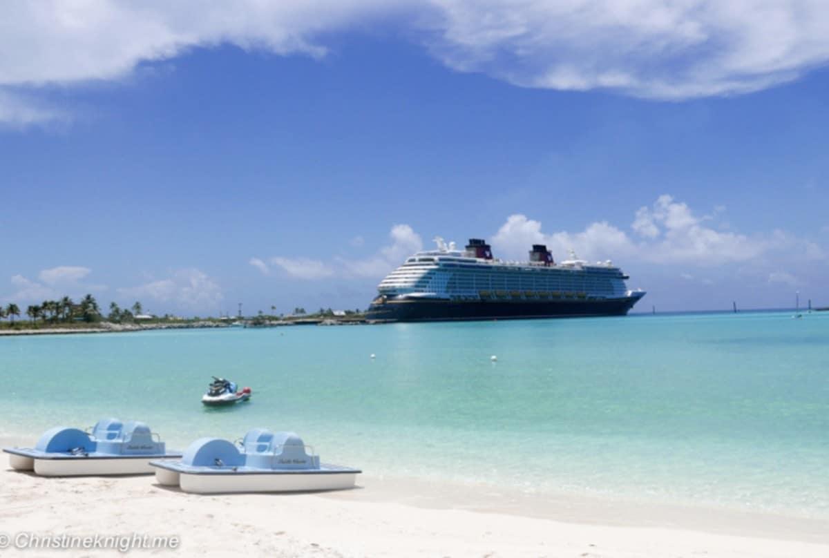 A Disney Cruise Port of Call: Castaway Cay & Stingray Adventure www.minitravellers.co.uk