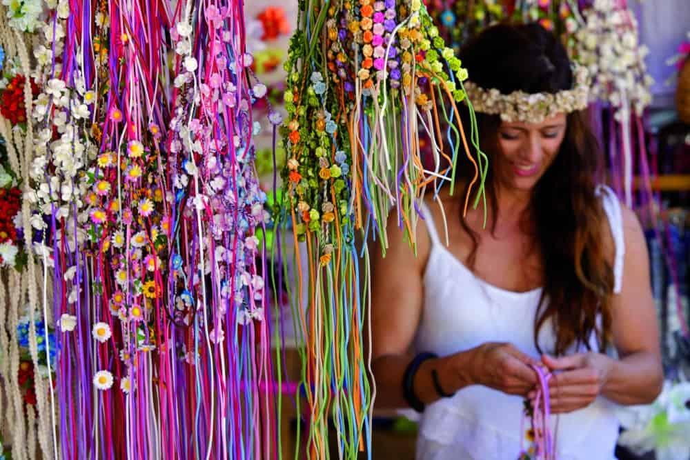 Las Dalias Hippy Market - Ibiza for families