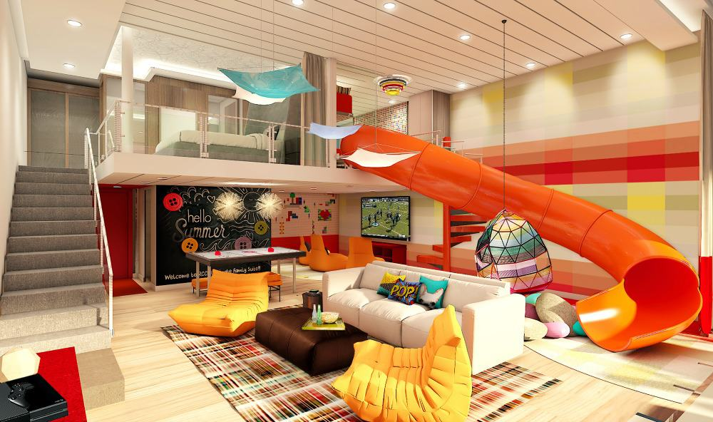 Ultimate Family Suite Symphony of the Seas