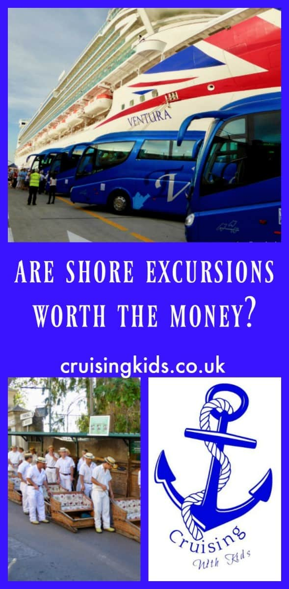 Are shore excursions worth the money
