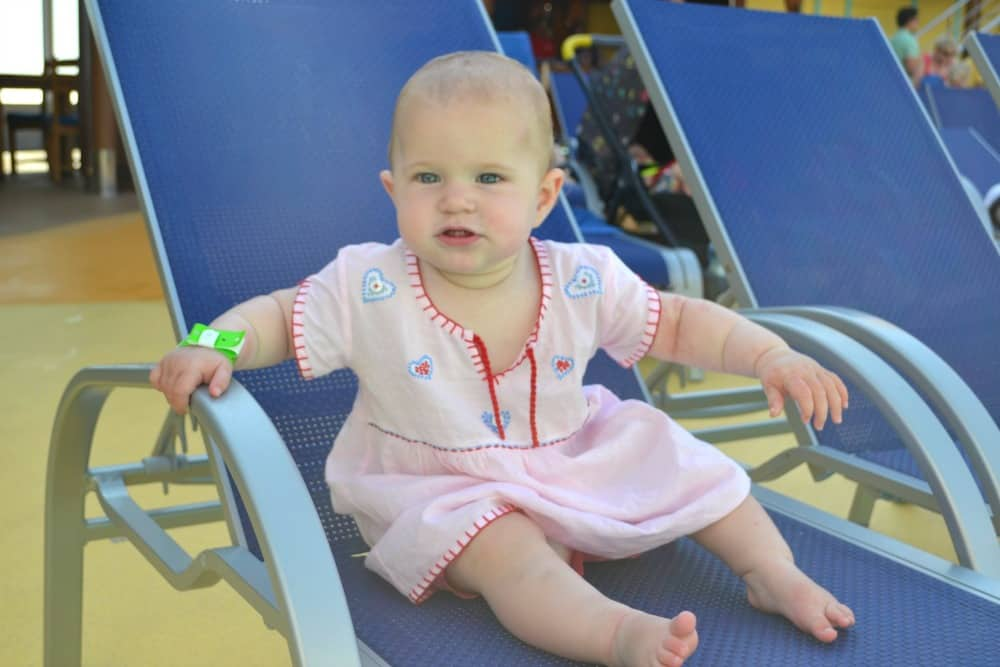 Cruising with a Baby: What You Need to Know