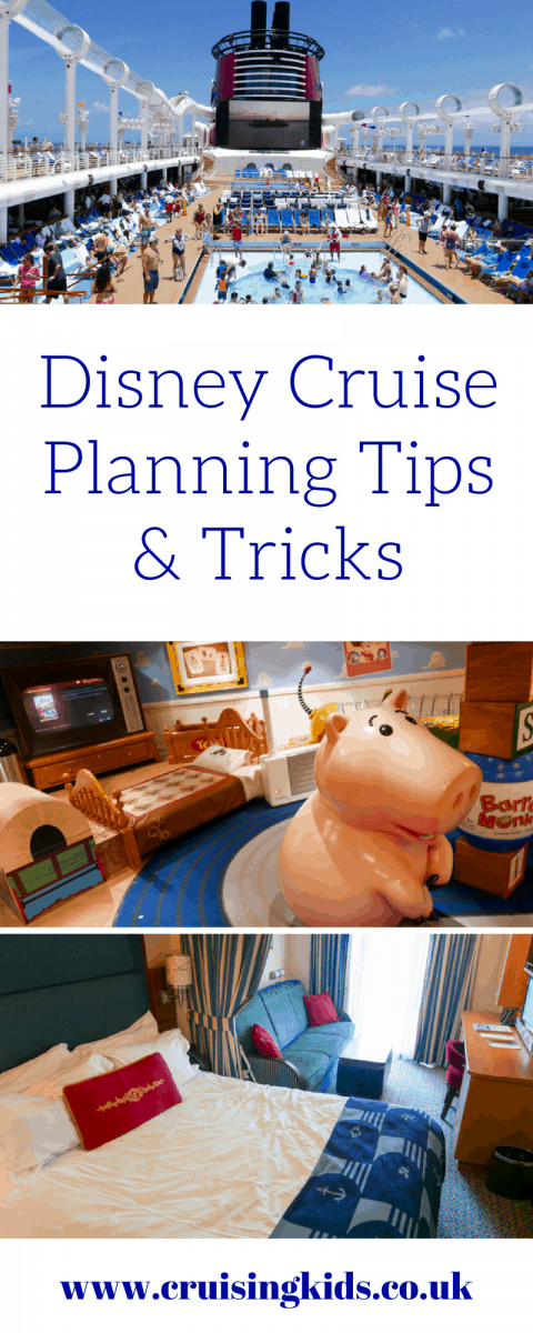 Disney Cruise Planning Tips & Tricks