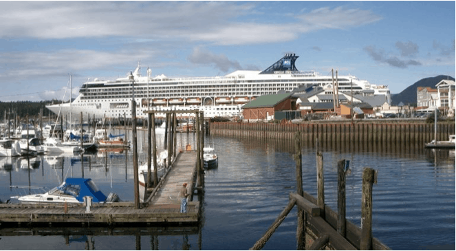 Norwegian Spirit - Cruising isn't just for Old People