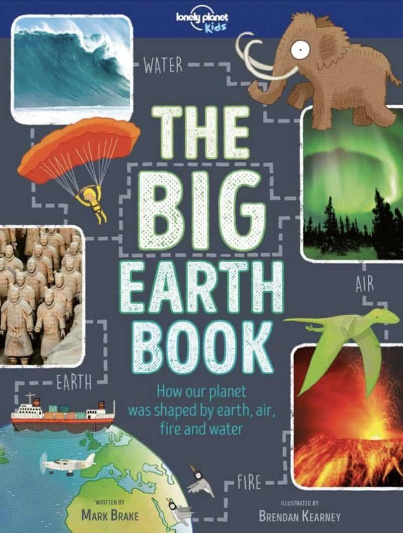 WIN a Lonely Planet Big Earth book