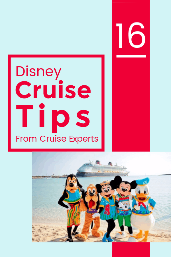 Top Disney Cruise Tips 2019 From Disney Cruise Experts