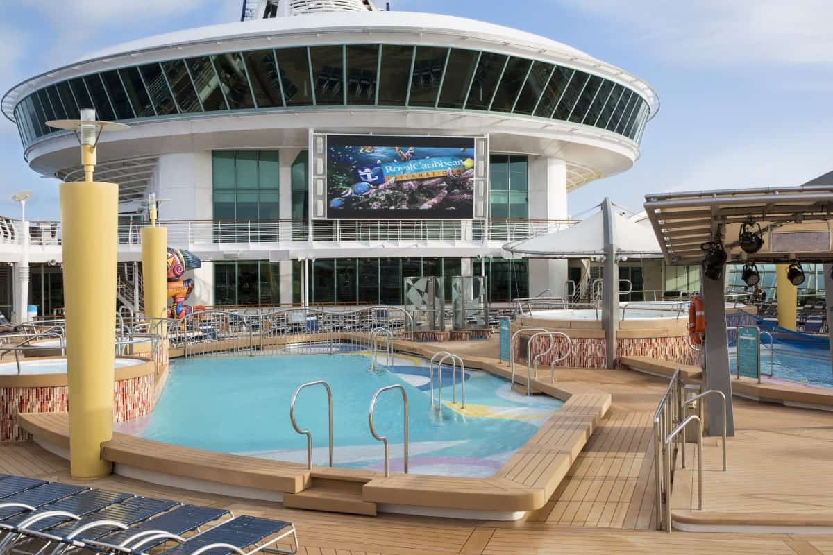 Sail back to the 80's with your kids onboard Navigator of the Seas