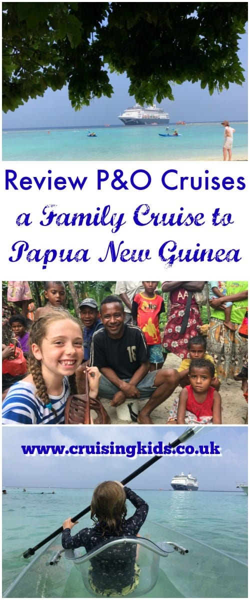 Review P&O Cruises