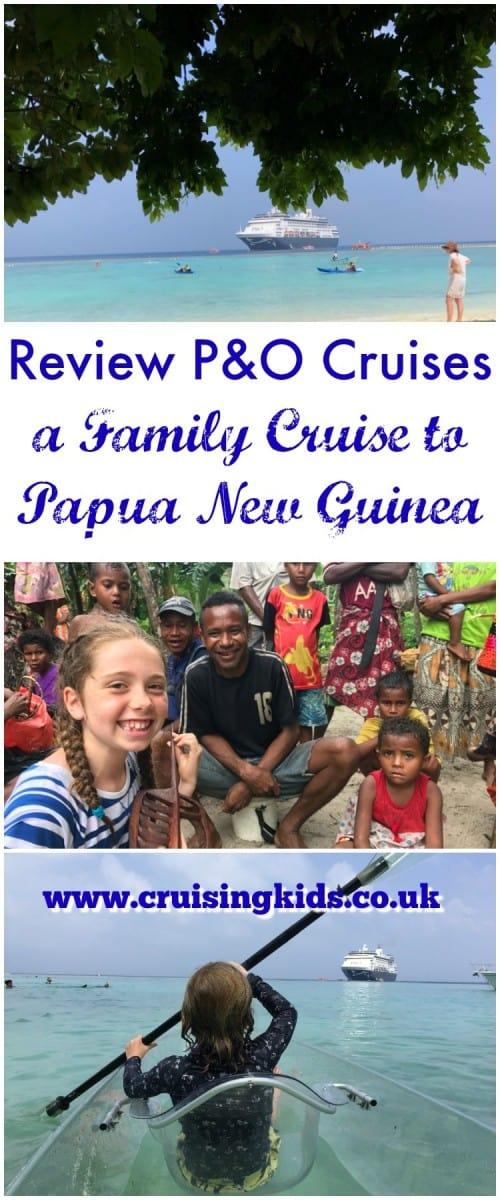 Review P&O Cruises