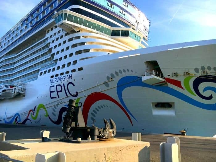 Norwegian-epic cruise tips and hints www.cruisingkids.co.uk