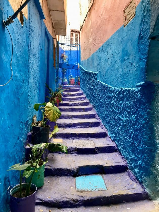 Blue-Streets-of-Tangier-with-Norwegian-Spirit-Cruise-630x840