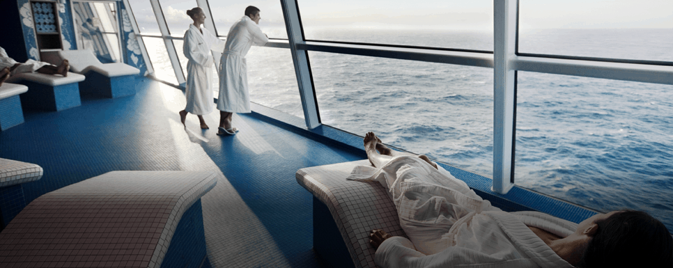 Spa on Celebrity Cruises