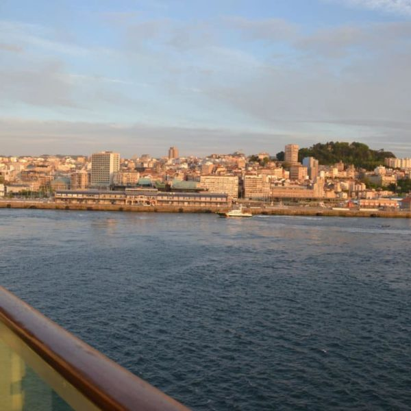 Enjoying A Port Day In Vigo cruisingkids.co.uk