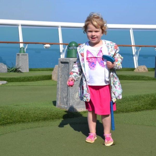 Sports Deck on Navigator of the Seas