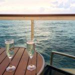 Drinks on the Balcony www.cruisingkids.co.uk