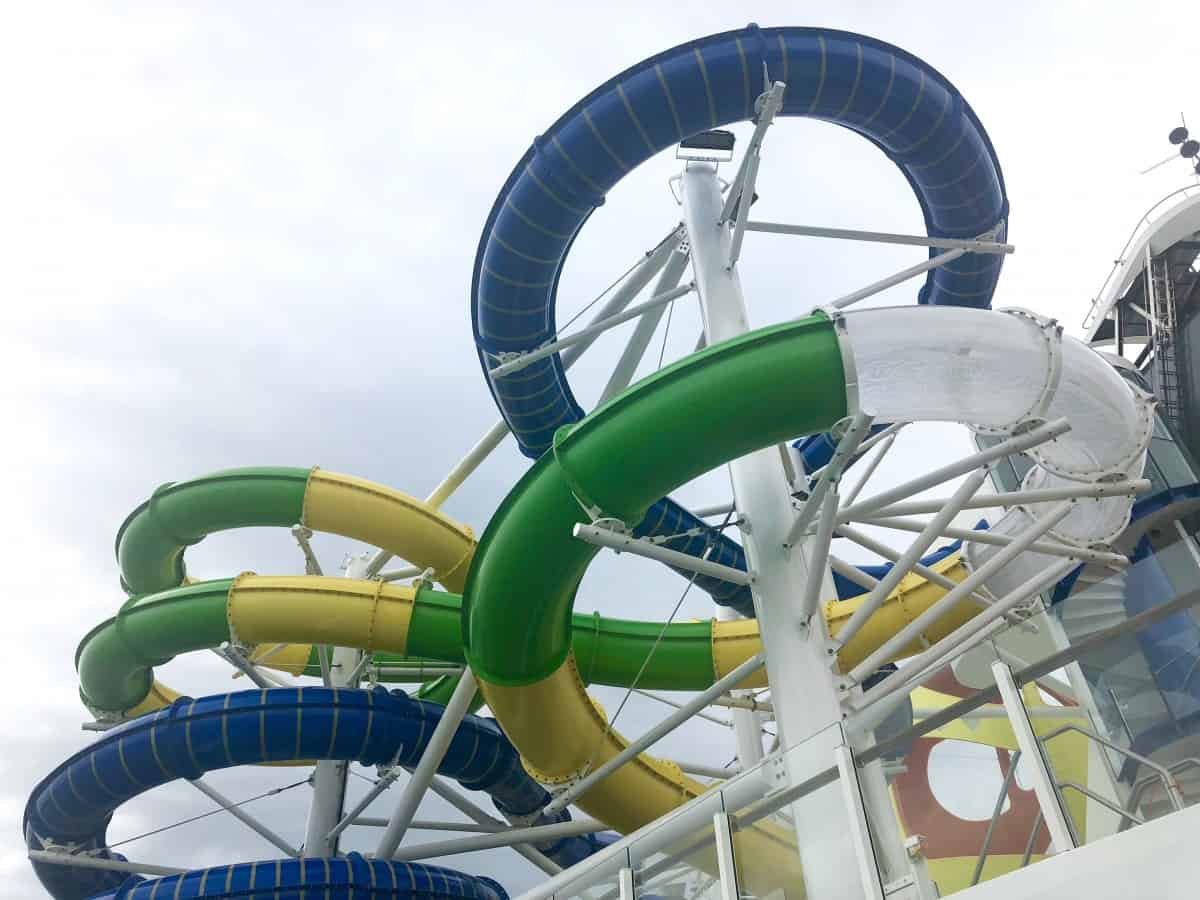 Pefect Storm Slide Independence of the sea