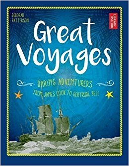 Great Voyages Book