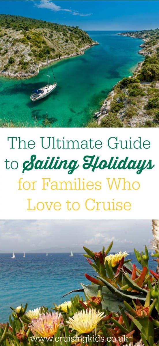 If cruising has given you a taste for waterborne breaks then how about taking your passion to another level? Read our guide to sailing holidays for families #sailingholiday #holidayinspiration #GreekIslands #sailing #travel #cruiseblog #travelblog #SailingGrece #familysailing