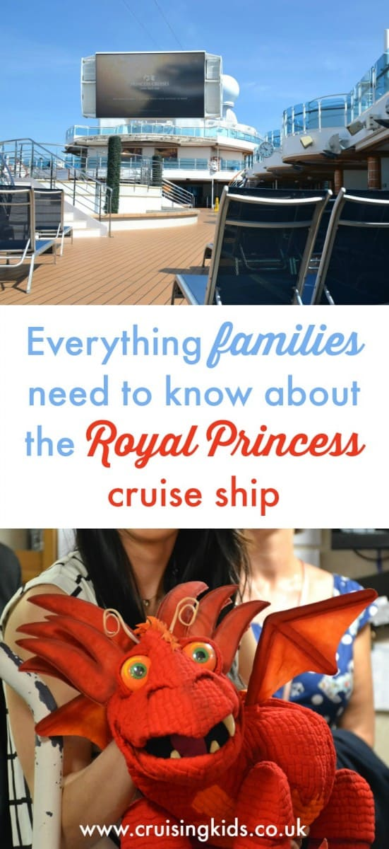 If you're on the cusp of booking Princess Cruises for a cruise with kids then we have the low down on what the Royal Princess cruise ship offers families #PrincessCruises #shiptour #RoyalPrincess #cruisingwithkids #familytravel #travel #cruise #cruising