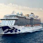 Royal Princess cruise ship for families