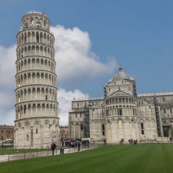 The Leaning Tower of Pisa in the Square of Miracles a Spezia Cruise Port Guide