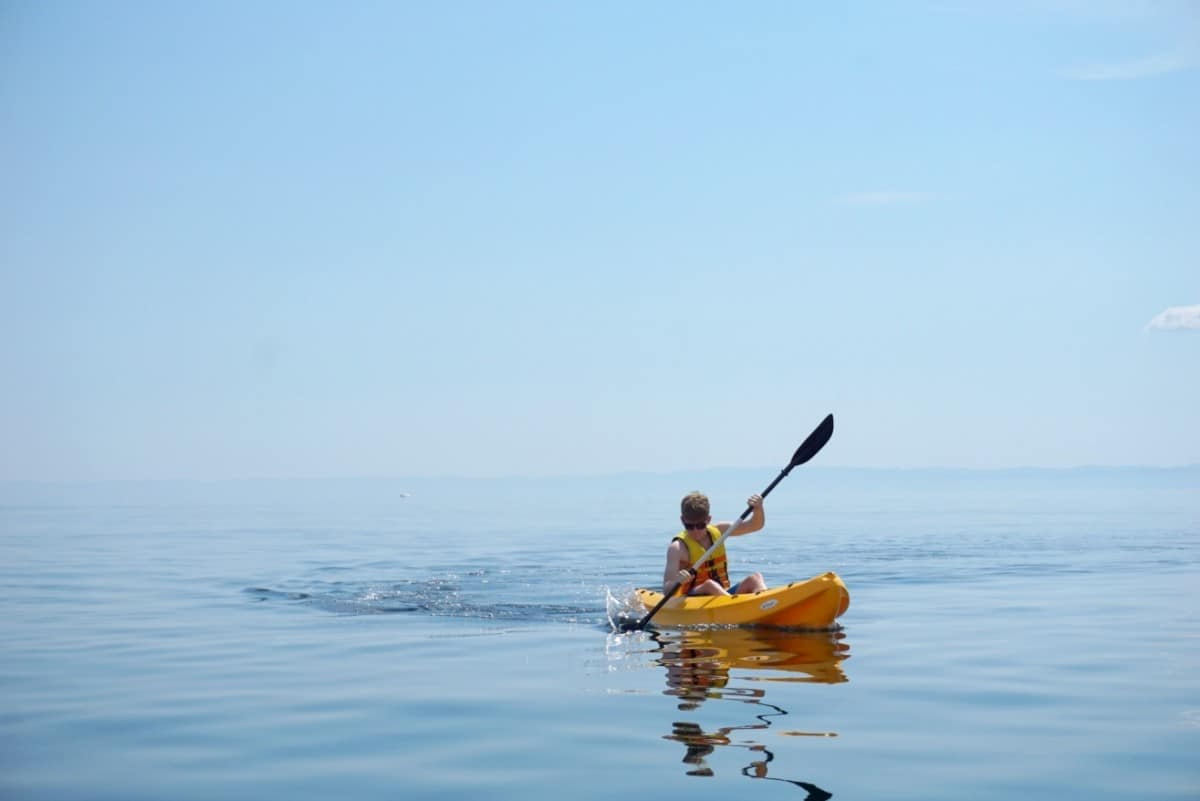 Canoeing on the beach days, cruise and stay Greek Holiday