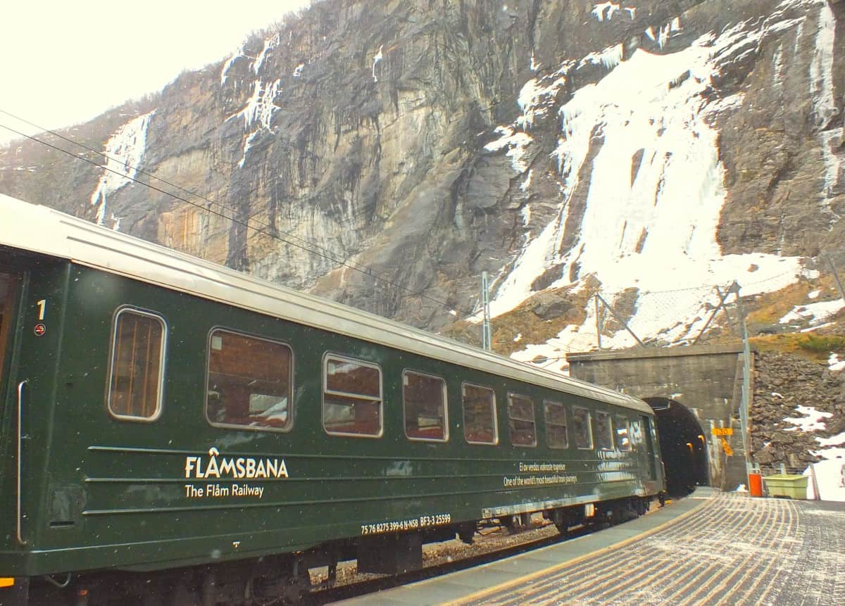 Flamsbana The Flam Railway