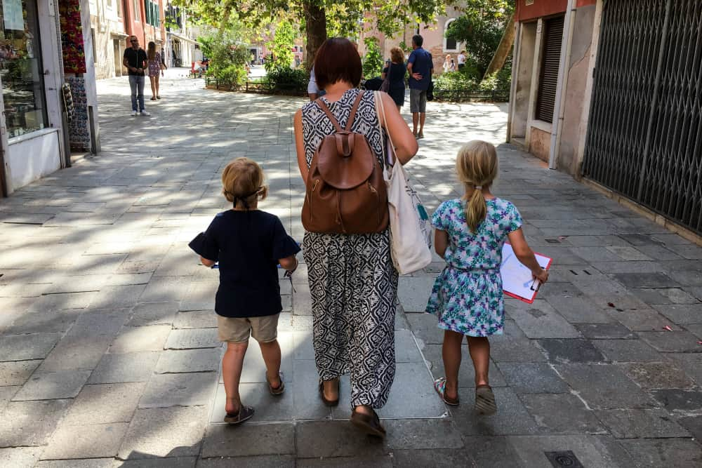 Private Venice tour - Port Guide: Venice with kids