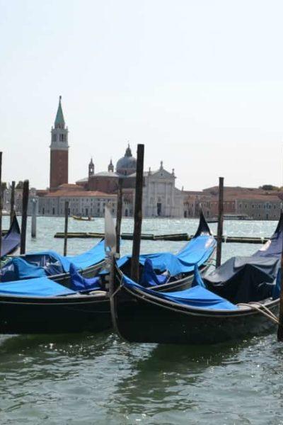 Gondolas - Port Guide: Venice with kids