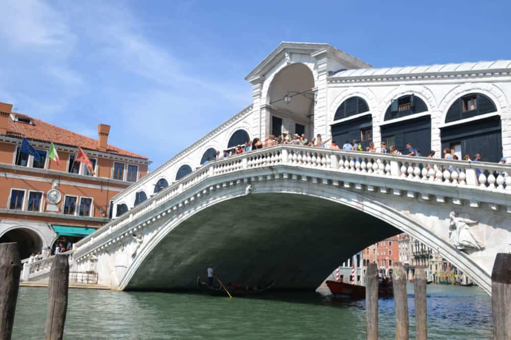 Rialto Bridge and Grand Canal - Port Guide: Venice with kids