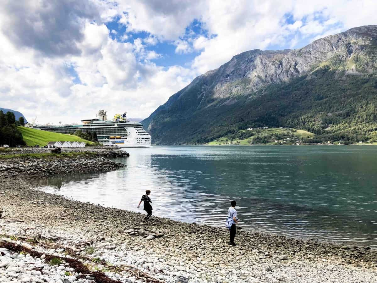 Cruising the Norwegian Fjords with Kids