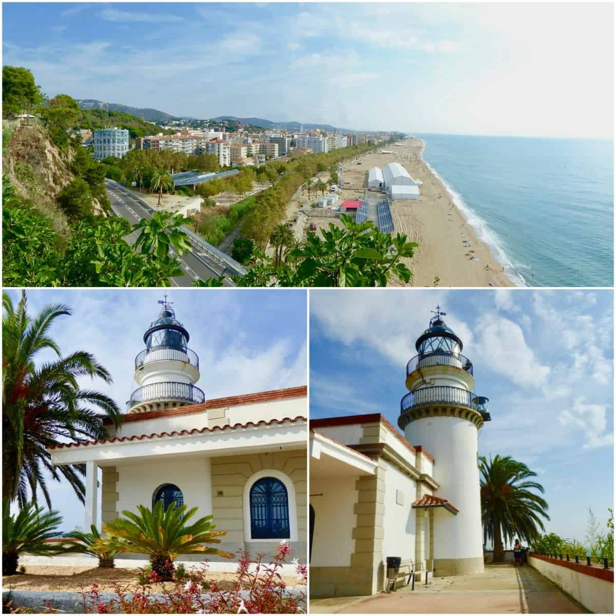 Attractions-near-Barcelona-Calella-Lighthouse