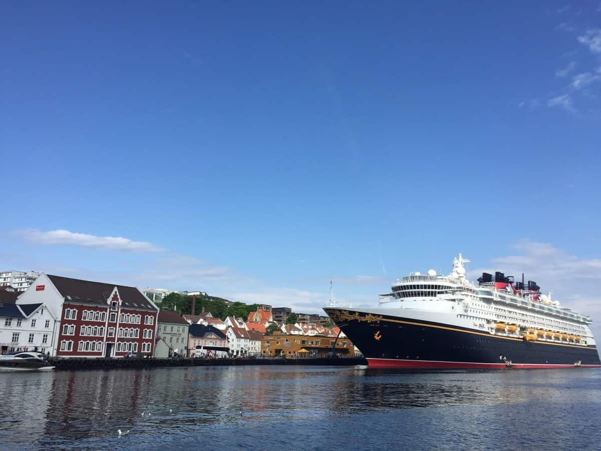Cruising on Disney Cruises