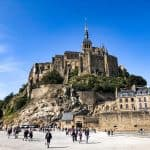 Le Mont St Michel Instagram Photo