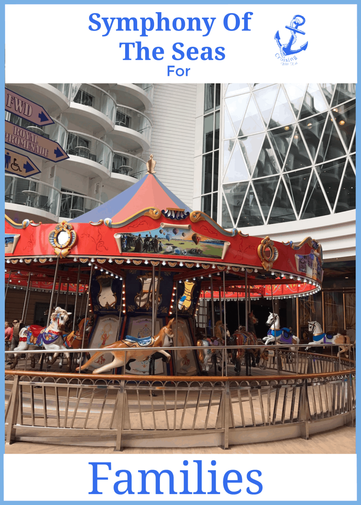 A Guide To Symphony Of The Seas For Families