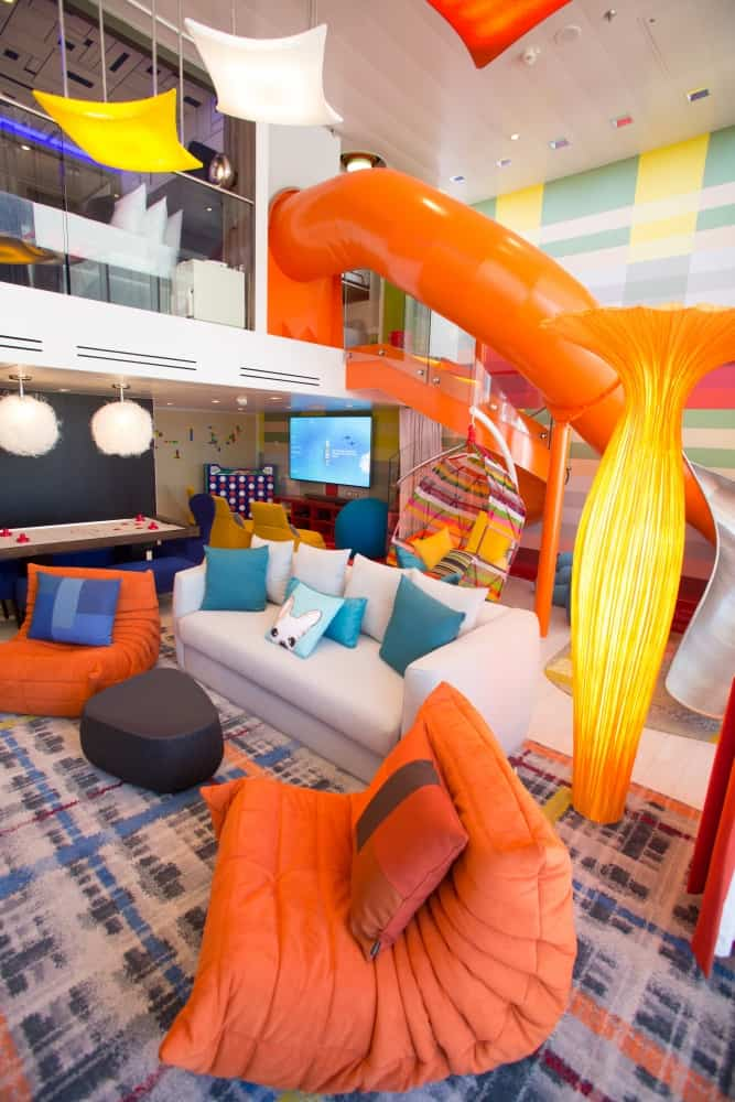 Family Suite on the Symphony Of The Seas - source Royal Caribbean