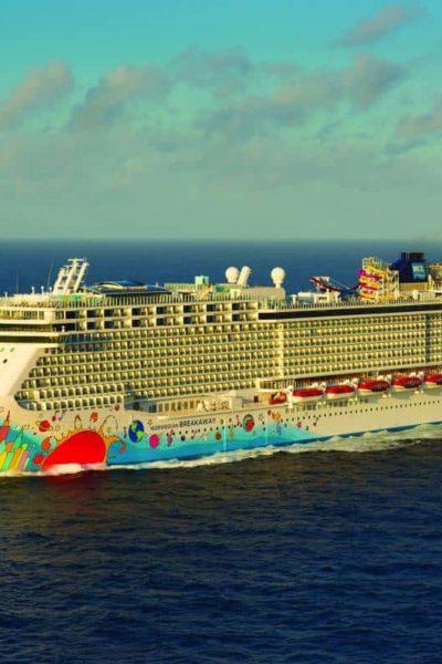 NCL Breakaway at sea - Is Norwegian Breakaway kid-friendly