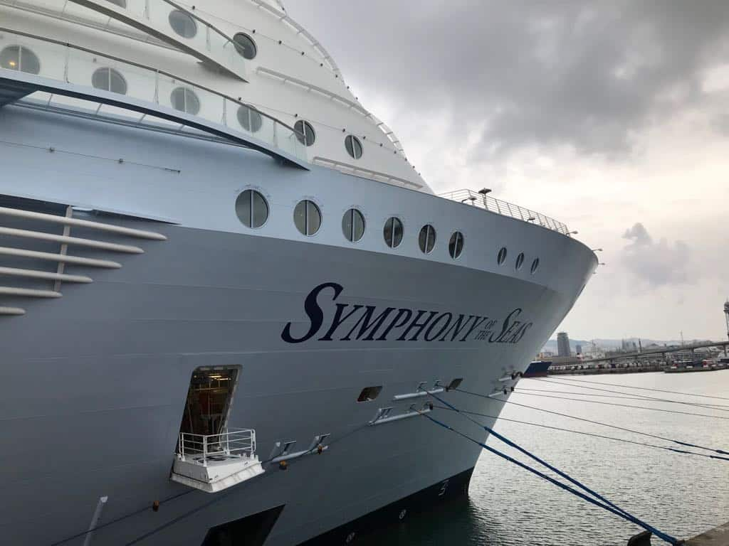 Symphony Of The Seas For Families
